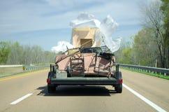 Truckin Fotografia Stock Libera da Diritti