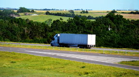 Trucking Stock Photos