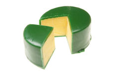 Truckle of cheese Royalty Free Stock Images