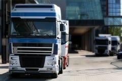 Trucks #1 Royalty Free Stock Photos