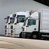 Trucks royalty free stock image