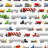 Trucks background Royalty Free Stock Image