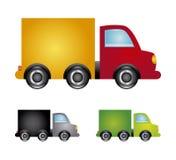 Trucks design Stock Photo
