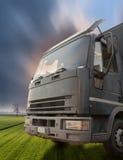 Trucks In Nature Stock Image