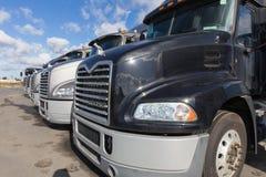 Trucks mack Royalty Free Stock Image