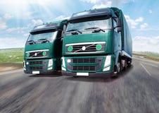 Trucks. Stock Photography