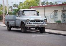 Trucks Of Varadero Cuba Stock Photography