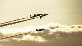 Trucos del T1 de BAE Hawk Foto de archivo libre de regalías