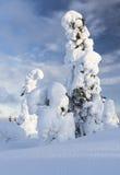 trudno śnieg Fotografia Stock