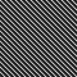 True Carbon Fiber. A realistic carbon fiber texture that tiles seamlessly in a pattern.  A very modern seamless texture for both print and web designs Stock Image