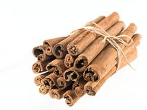 True cinnamon Royalty Free Stock Photo