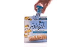 True Delights Snack Bar Royalty Free Stock Photos