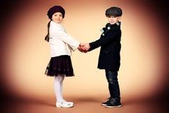 True friendship Stock Images