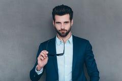 True handsome. Stock Photos