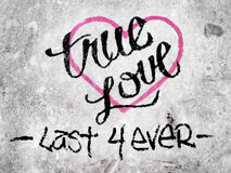 True Love Stock Image