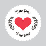 True love Royalty Free Stock Photo