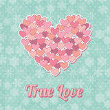 True love Royalty Free Stock Images