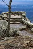 Trueno Ridge Overlook fotos de archivo