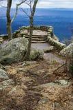 Trueno Ridge Overlook - 4 foto de archivo