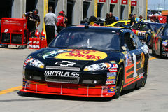 Truex Jr at the Coca Cola 600 Royalty Free Stock Images
