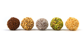 Truffes images stock