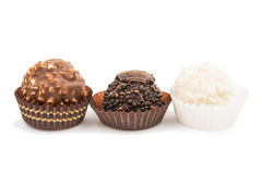 Truffle candy Royalty Free Stock Photography