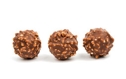 Truffle candy Royalty Free Stock Images