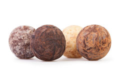 Truffle mix Stock Images