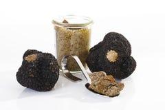 Truffle pesto Stock Photo