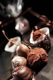 Truffle sweet Stock Images
