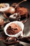 Truffle sweet Stock Photography