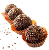 Truffles Stock Photography