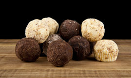 truffles Fotos de Stock Royalty Free