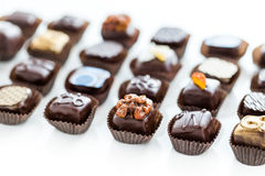 Truffles Royalty Free Stock Images