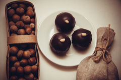Truffles Royalty Free Stock Photography