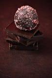 trufle czekoladę Zdjęcie Royalty Free