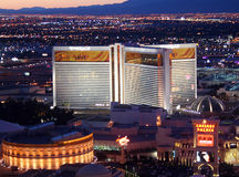 Trugbild-Kasino Las Vegas lizenzfreies stockfoto