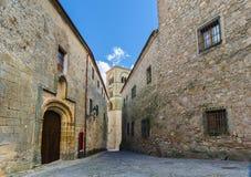 Trujillo, CAceres, Испания Стоковое Фото
