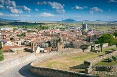 Trujillo, CAceres, Spagna Fotografie Stock