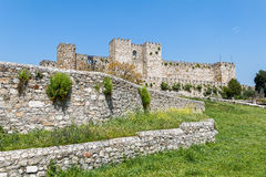 Trujillo Castle Extremedura Spain Stock Photos