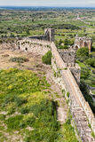 Trujillo Castle Extremedura Spain. The 13th century castle in Trujillo, Extremadura, Spain Royalty Free Stock Images