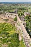 Trujillo Castle Extremedura Spain Royalty Free Stock Images