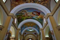 Trujillo Cathedral Royalty Free Stock Photo