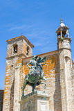 Trujillo Extremedura Spain Royalty Free Stock Photo