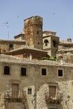 Trujillo old city Royalty Free Stock Photo