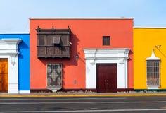 Trujillo, Perù Fotografia Stock