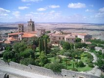 Trujillo Spanje Royalty-vrije Stock Afbeelding