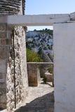 trulli της Ιταλίας apulia alberobello Στοκ Εικόνα