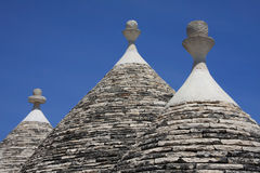 Trulli Stock Images