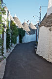 Trulli Royalty Free Stock Photography